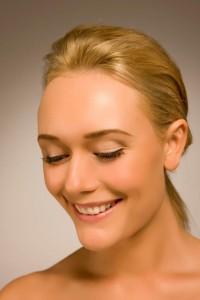 wenkbrauwen eyeliners en lippen