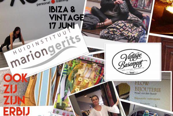 ibiza en vintage markt